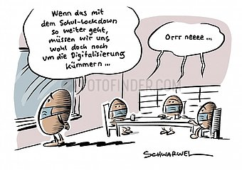 Digitalisierung fuer Schueler