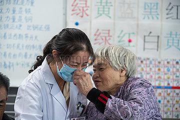 XINHUA-Bilder des Jahres 2020-CHINA NEWS
