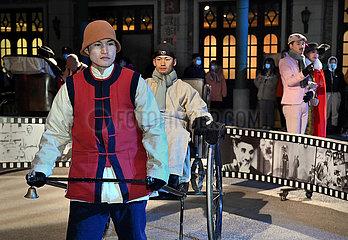 CHINA-HENAN-ZHENGZHOU MOVIE-TOWN-Dream Chaser (CN)