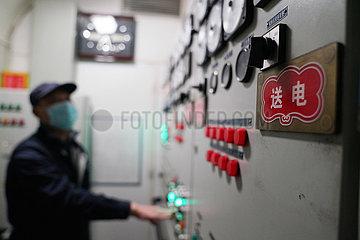 CHINA-HARBIN-hailar-SLOW-Speed-Zug (CN)