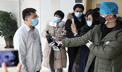 CHINA-LIAONING-SHENYANG-COVID-19-PATIENTEN-WIEDERGEWINNUNG (CN)