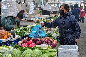 CHINA-ECONOMY-CPI (CN)
