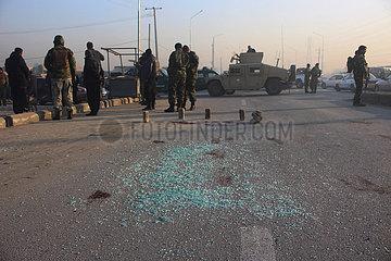 AFGHANISTAN-BALKH-ATTACKS