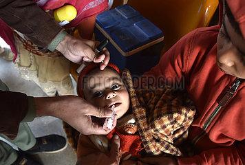 PAKISTAN-PESHAWAR-Polio