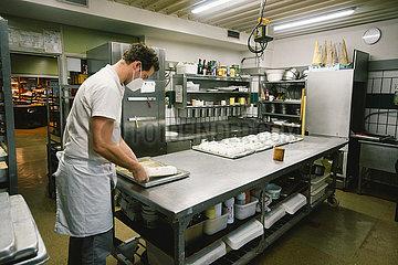 GERMANY-DORTMUND-VACCINE SYRINGE SHAPED CAKE