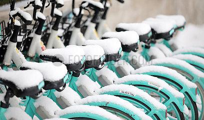 CHINA-SHENYANG-SNOW (CN)