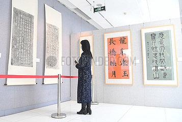 CHINA Beijing-THE-ART GRAND CANAL Ausstellung (CN)