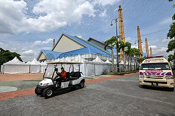 MALAYSIA-SERDANG-COVID-19-CASES-NEW HIGH