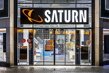 Click and Collect  Saturn  Nordrhein-Westfalen  Deutschland