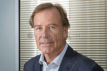 Dr. Thomas Struengmann  Gruender Hexal und Investor Biontech  Portraet 2014