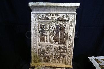 ÄGYPTEN-SAQQARA-Totentempel-DISCOVERY