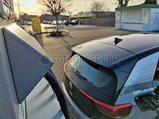 E-Auto-Ladestation