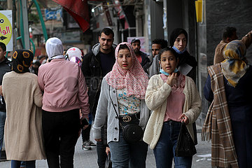 MIDEAST-YOUNG PALESTINIANS-ELECTIONS