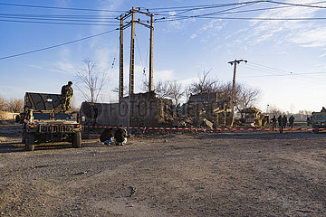 AFGHANISTAN-HERAT-ATTACK