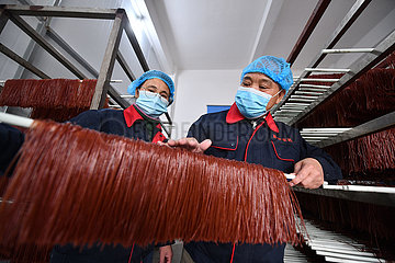 CHINA-GUANGXI-WUYING VILLAGE-RED SORGHUM PRODUCTION (CN)