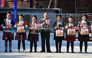 CHINA-GUANGXI-WUYING VILLAGE-RED SORGHUM PRODUCTION (CN)