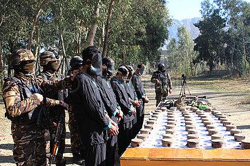 AFGHANISTAN-KUNAR-ARREST-MILITANTS