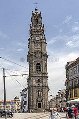 Clerigos-Turm
