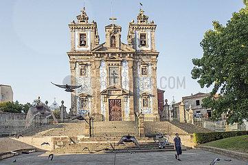 Kirche do Santo Ildefonso