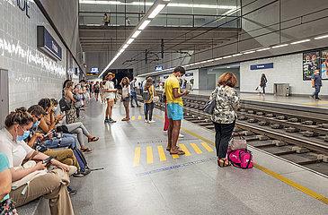 Bahnhof Trindade