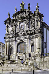 Clerigos-Kirche