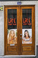 Striptease Klub