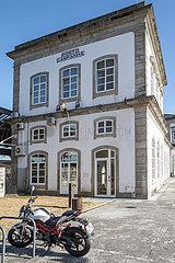 Bahnhof Campanha