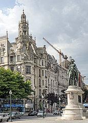 Denkmal Koenig Pedro IV