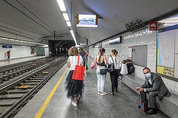Bahnhof Bolhao