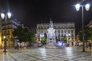 Platz Luis de Camoes
