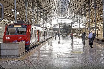 Bahnhof Rossio