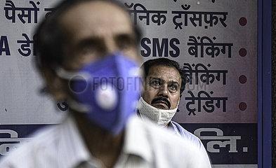 INDIA-MUMBAI-BOMBAY STOCK EXCHANGE