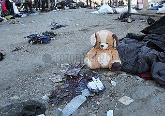 IRAK-BAGDAD-Selbstmordattentate