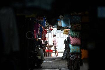 THAILAND-BANGKOK-COVID-19-DAILY LIFE