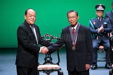 CHINA-MACAO-EHREN-Einzelpersonen und Organisationen (CN)