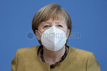 Angela Merkel - Coronavirus