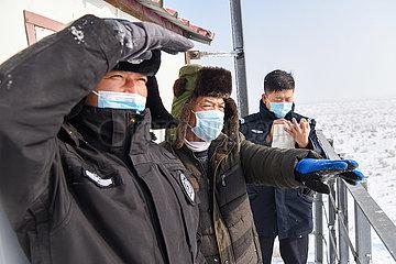 CHINA-XINJIANG lebenden Ressourcen-CONSERVATIOIN (CN)