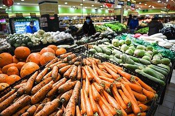 CHINA-HEILONGJIANG-COVID-19-FOOD SUPPLY (CN)