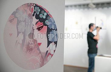 AUSTRALIEN-SYDNEY-CHINESE Immaterielles Kultur ERBE-Neujahrs-GRUSS