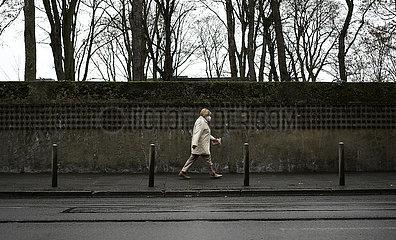 DEUTSCHLAND-Frankfurt Internationaler Holocaustgedenktag