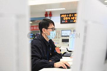 CHINA-FUJIAN-KERNKRAFT UNIT-HUALONG ONE-kommerzieller Betrieb (CN) CHINA-FUJIAN-KERNKRAFT UNIT-HUALONG ONE-kommerzieller Betrieb (CN)
