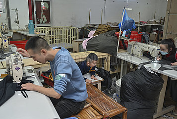CHINA-FUJIAN-SPECIAL SPRING FESTIVAL (CN)