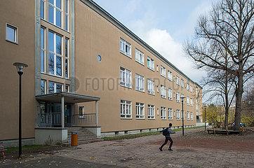 Berlin  Deutschland - Das Max-Planck-Gymnasium in Berlin-Mitte