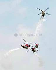 INDIEN-BANGALORE-AERO INDIA 2021-INAUGURAL DAY