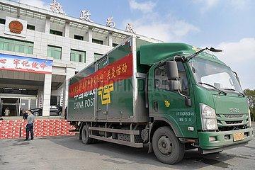CHINA-JIANGXI-XINYU-MIGRANT WORKER-SPRING FEST KITS (CN)