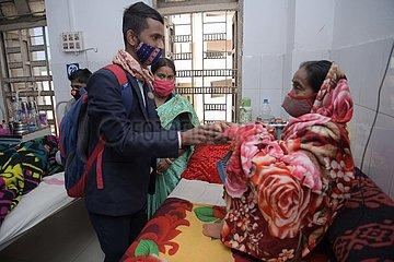 INDIA-AGARTALA-WORLD CANCER DAY
