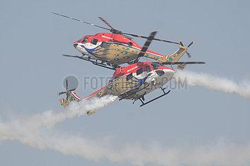 INDIEN-BANGALORE-AERO INDIA 2021-TAG DREI