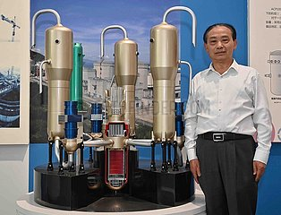 CHINA-SICHUAN-HUALONG ONE-STEAM GENERATOR-CHEF-DESIGNER (CN)