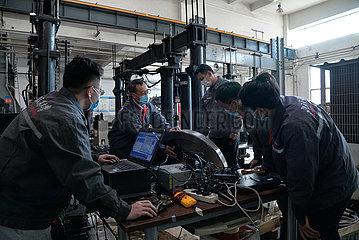 CHINA-PEKING UNIVERSITY STAY-PUT SPRING FOR FEST (CN)