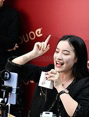 CHINA-ZHEJIANG-YIWU-E-Commerce-SPRING Festival (CN)